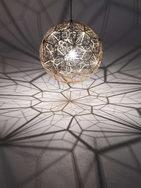 Etch Web pendant lamp