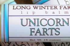 Mythical Flatulence Chapsticks