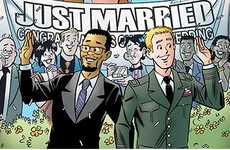 Stigma-Slaying Stories - The New Archie Comic 'Just Married' Features its First Gay Marriage
