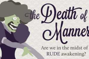The Death of Manners Infographic Contains a Sad Truth