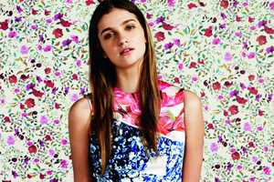 The Mary Katrantzou for Topshop Collaboration is Extremely Structural