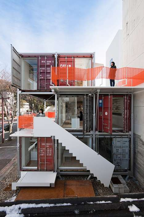 Sugoroku Office by Daiken-Met Architects