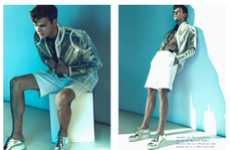 Modern Outerwear Editorials