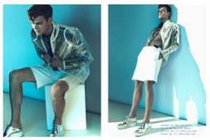 The Alex Michels Fashionisto Exclusive Features Edgy Athleticwear
