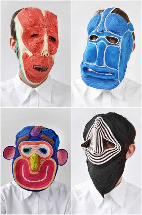Rope Masks