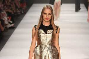 The Ellery FW 2012 Collection is Chic and Shimmering