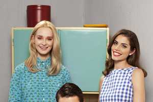 The GANT by Michael Bastian SS 2012 Editorial is 60s-Inspired