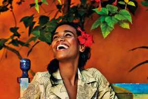 The Desigual SS 2012 Editorial is Sweetly Exotic