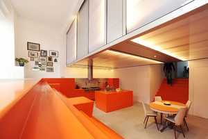 The Ambulance Garage House by Doepel Strijkers is an Orange Haven