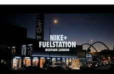 The Nike+ Fuelstations