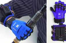 Robotic Grip Gauntlets - The Human Grasp Assist Device Increases Dexterity and Reduces Fatigue