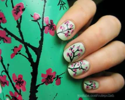 Arizona Tea Nails