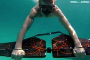 The Subwing Lets You Fly Below the Surface
