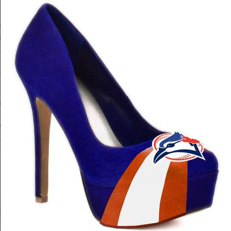 Herstar Toronto Blue Jays pumps