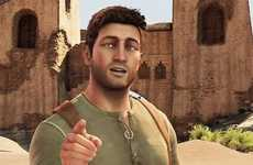 Facebook Character Tryouts - Sony Offers Opportunity to Become a Player in the Uncharted Audition