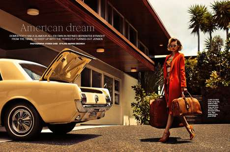 Fashion Quarterly New Zealand American Dream