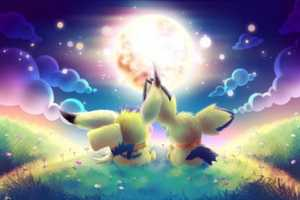 This Pokemon Art by xBlooiex Evolves Beyond Anime