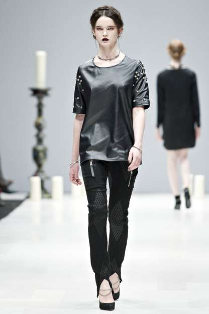 Parris Fall 2012 Collection