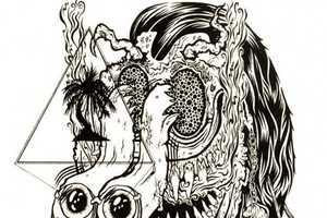Original Artwork by Ryan Riss Offers a Mind Bending Trip