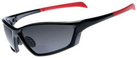 Anti-Squint Magnifying Shades - Dual Eyewear Sunglasses Block the Sun and Magnify LCD Screens