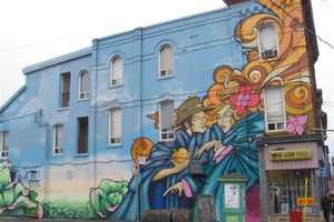 Ryan Dineen Renders Striking Graffiti Portraits and Murals