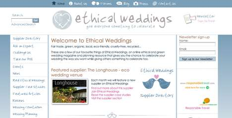 Ethical Weddings