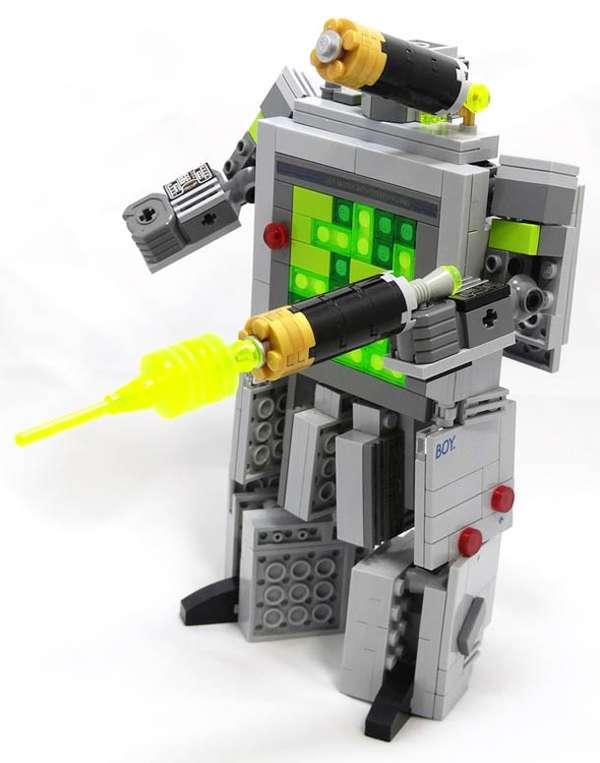 Game Boy LEGO Transformer 5