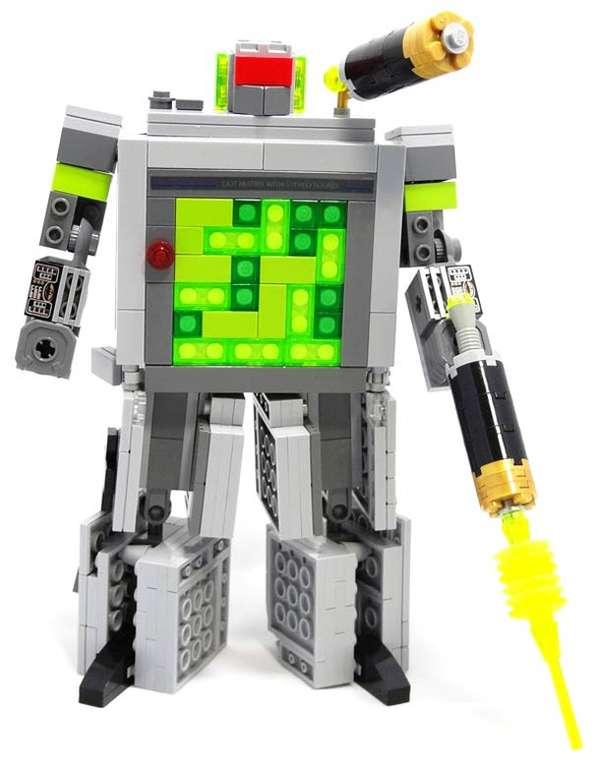 Game Boy LEGO Transformer 7