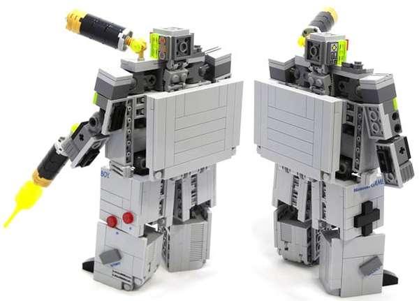 Game Boy LEGO Transformer 8