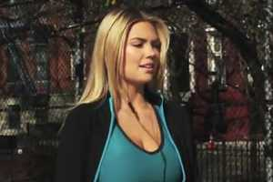 The Kate Upton for Zoo York Ad is Quirky
