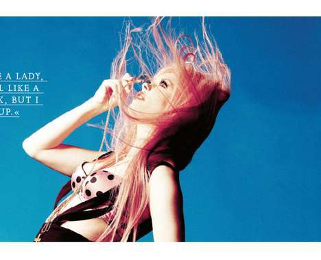 42 Pretty Pink-Haired Editorials