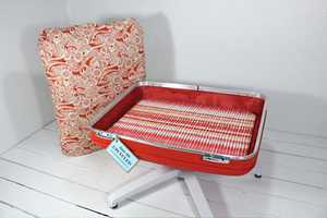The Upcycled Pet Beds are a Stylish Alternative to Kennels