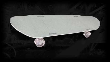 Foldable Skate Decks