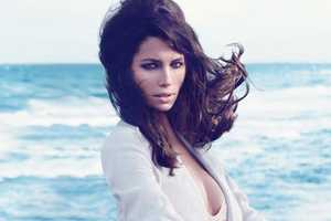 Jessica Biel Stars in a Sultry Editorial for W Magazine April 2012