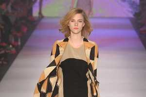 The Talulah FW 2012 Collection is Vintage Comfort Couture