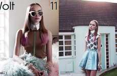 Feminine Adolescent Fashion