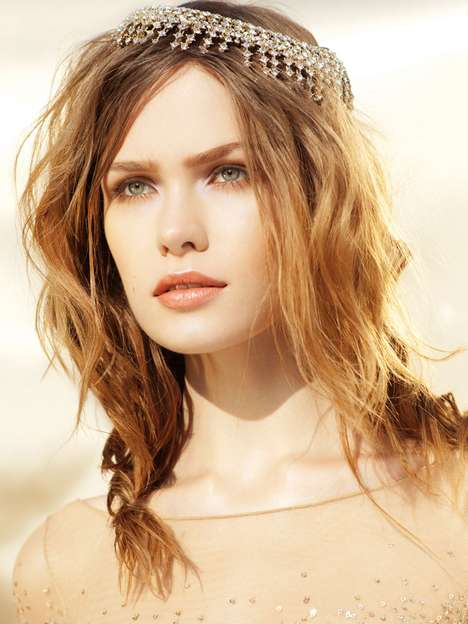 Princess-Like Beauty Shoots