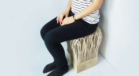 Springy Wooden Seats