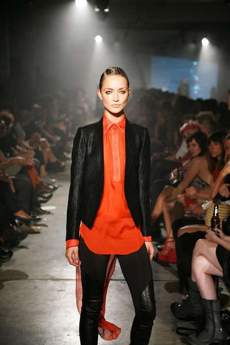 Fiery Punk Rock Runways