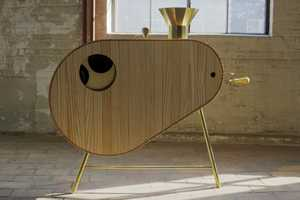 The Phillips Microbial Probe Home is Powered by Germs and Food Waste