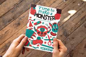 'Time To Make A Monster' by Liam Burrett is a Good Influence