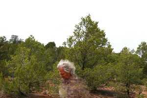 Ellen Jantzen Photographs Images of Diminshing Figures
