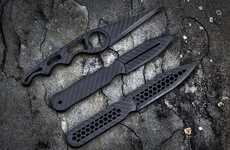 Deadly Lightweight Knives