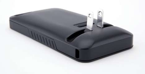 Sleek Smartphone Charger Cases