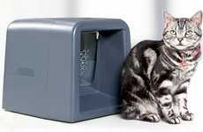 Sensory Feline Dining - The Gatefeeder Controlled-Feeding System Monitors  Food Intake