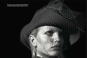 Richard Bush's Shoot for i-D Magazine's Spring Issue