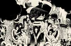 McBess Renders Cluttered and Condensed Images