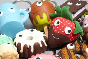 These Yummy Dessert Keychains Will Tease and Tempt Your Sweet Tooth