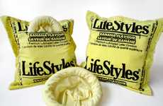 Comfy Contraceptive Cushions - These Condom Pillows Help You Practice Safe Snoozing