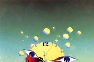 Hiroshi Manabe Renders Optimistically Sunny Futurescapes